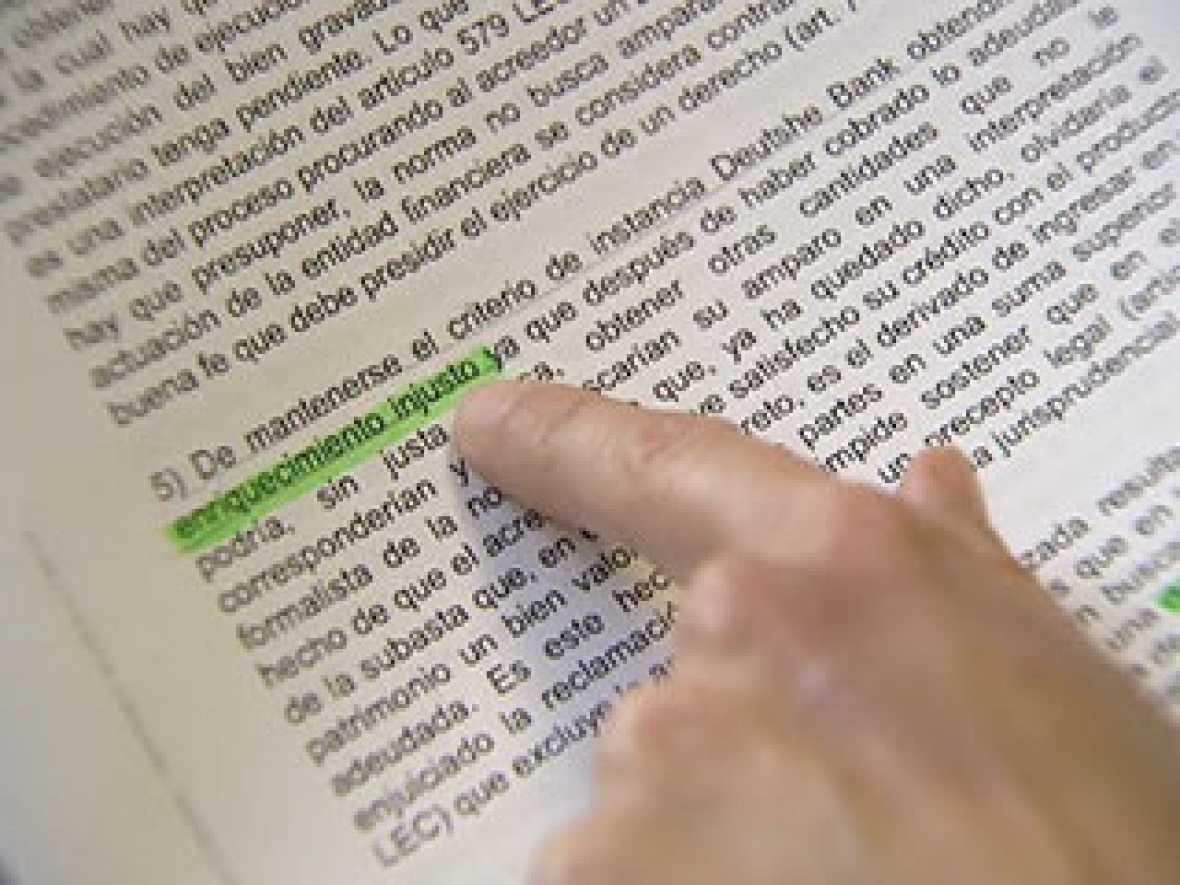 Una nueva sentencia judicial respalda que se salde la hipoteca con la entrega del piso en Girona