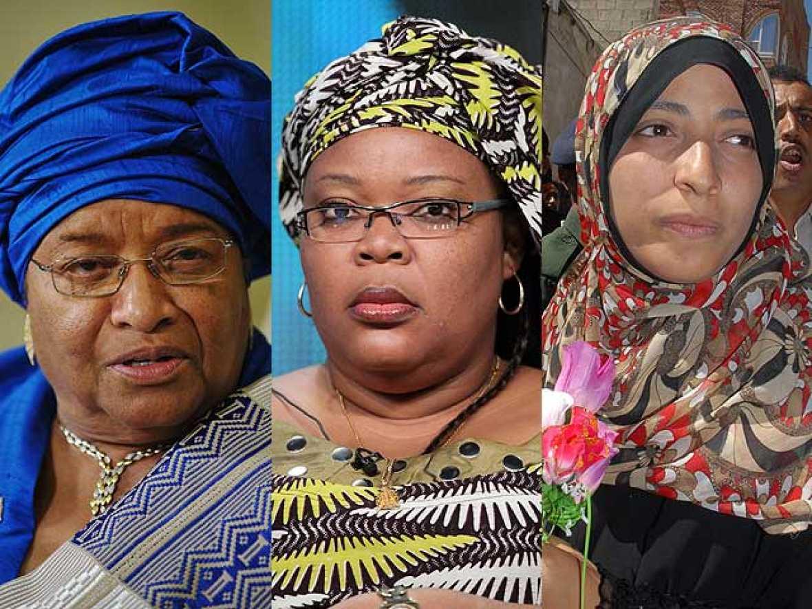 Nobel de la Paz para Ellen Johnson-Sirleaf, Presienta de Liberia