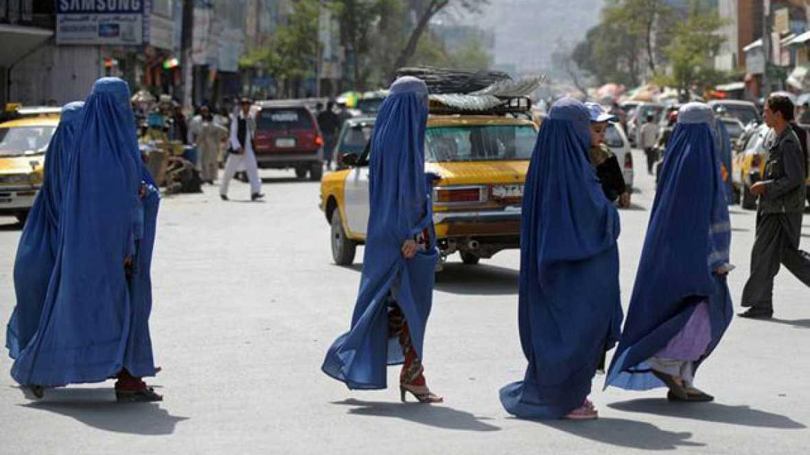 Se cumplen diez años de guerra en Afganistán