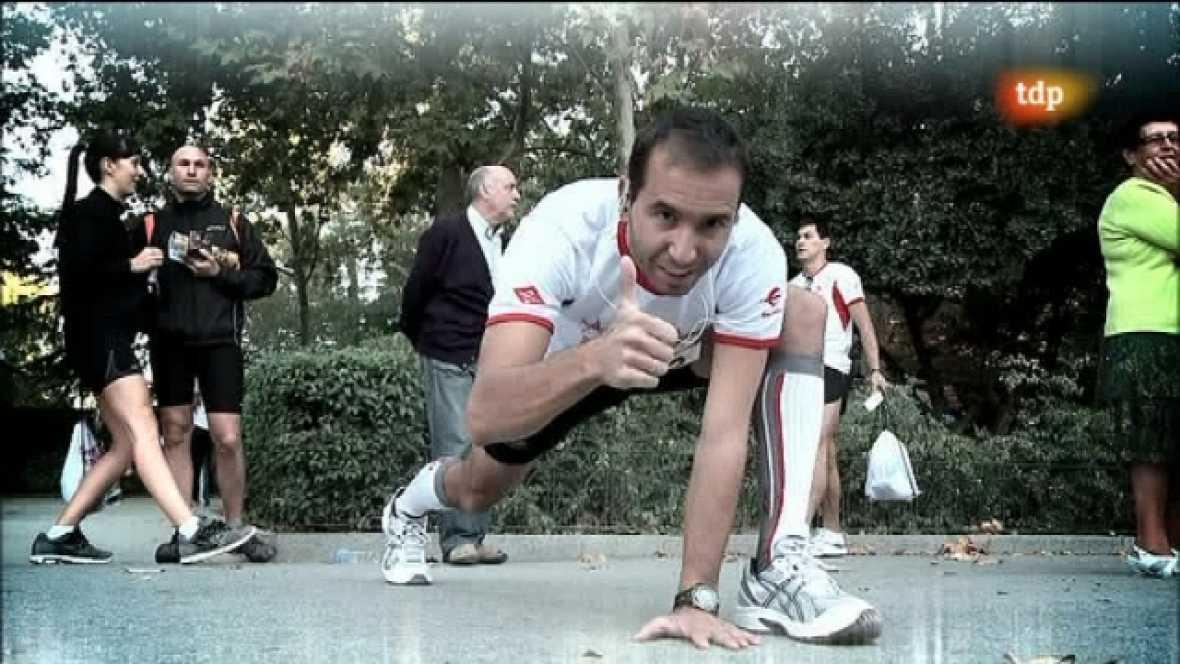 Atletismo - ¡Corre! - Capítulo 19 - 10/10/11 - Ver ahora
