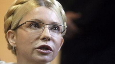 Ucrania ha condenado a siete años de prisión a la exprimera ministra Yulia Timoshenko por abuso de poder