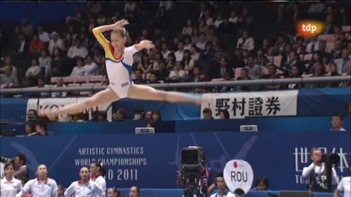 Gimnasia artística - Campeonato del mundo. Equipos femenino - Segunda parte - 11/10/11 - Ver ahora