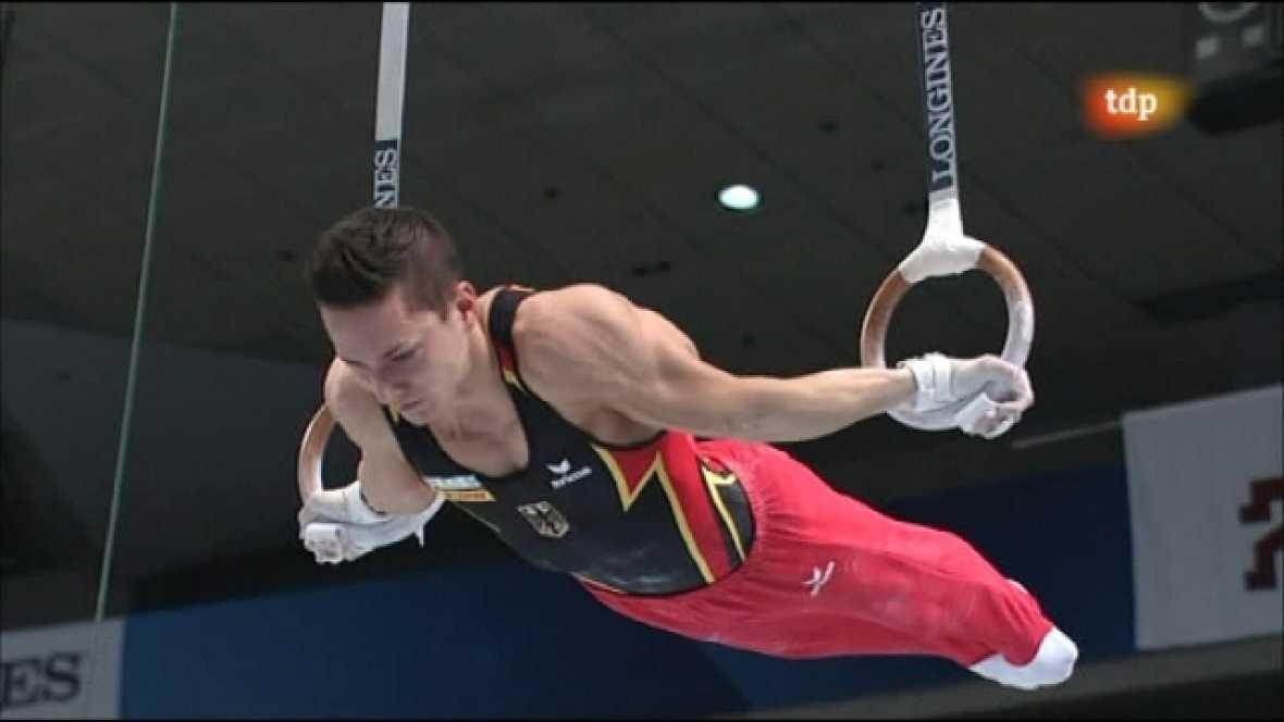 Gimnasia artística - Campeonato del mundo. Equipos masculino - Primera parte - 12/10/11 - Ver ahora