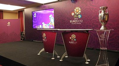 La repesca de la Eurocopa 2012