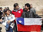 Se cumple un año del recate en Chile de los mineros de Atacama