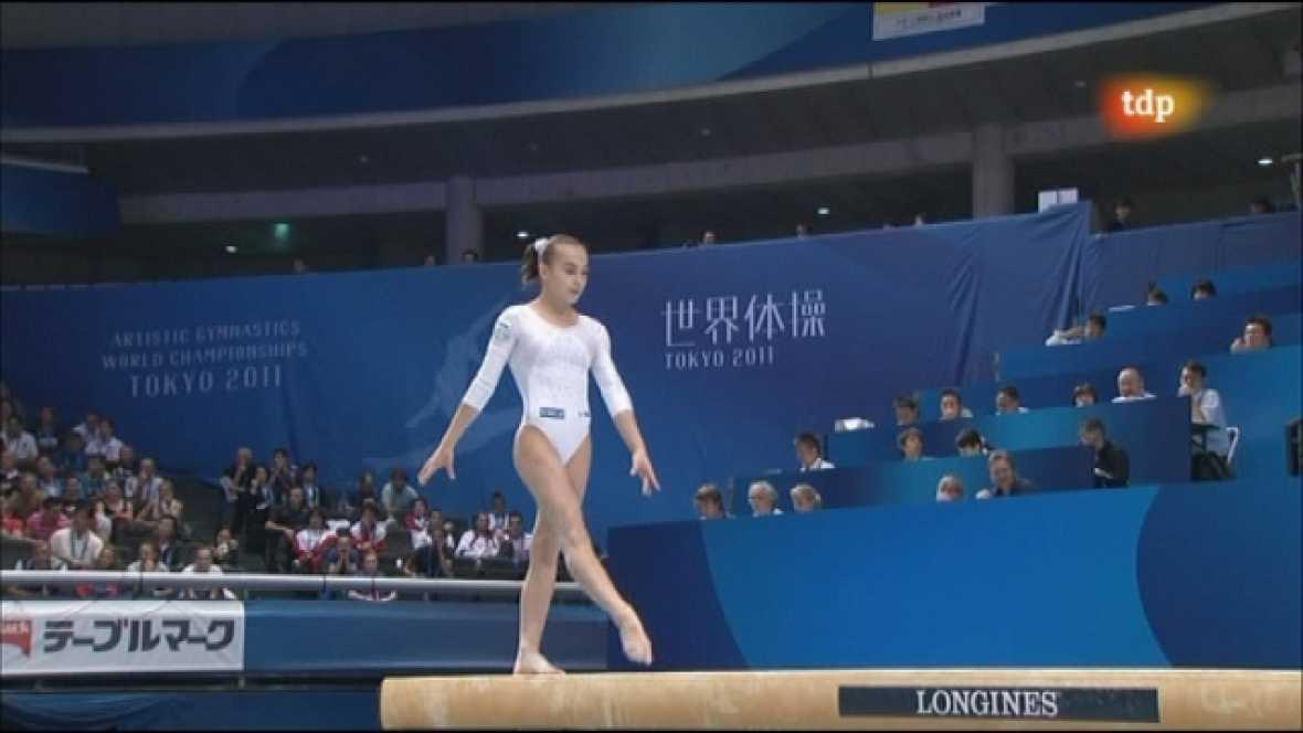 Gimnasia artística - Campeonato del mundo. Concurso completo femenino - 13/10/11 - Ver ahora