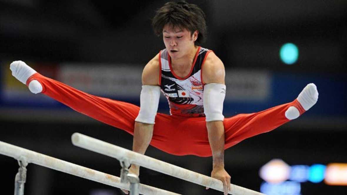 Uchimura, en la historia de la gimnasia