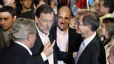 Rajoy asegura que al PSOE le quedan cosas por hacer antes del 20N