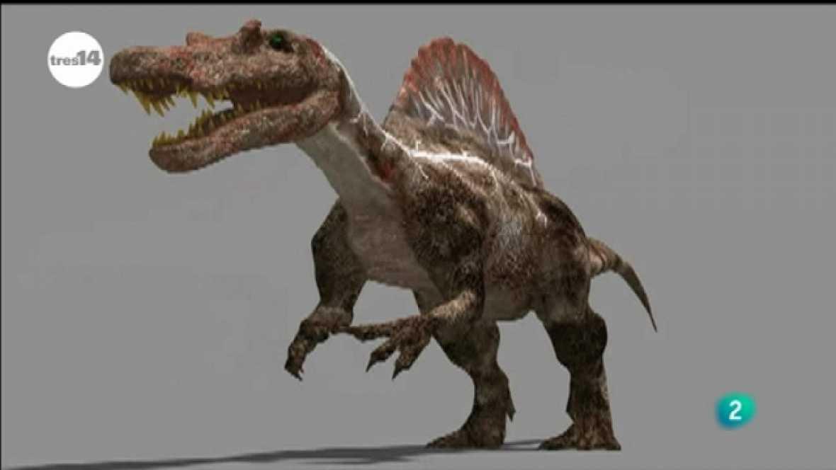 tres14 - Dinosaurios - Ver ahora