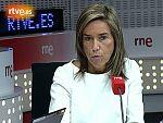 """Ana Mato: """"Hay una tendencia por parte de todos a controlar la TV pública"""""""