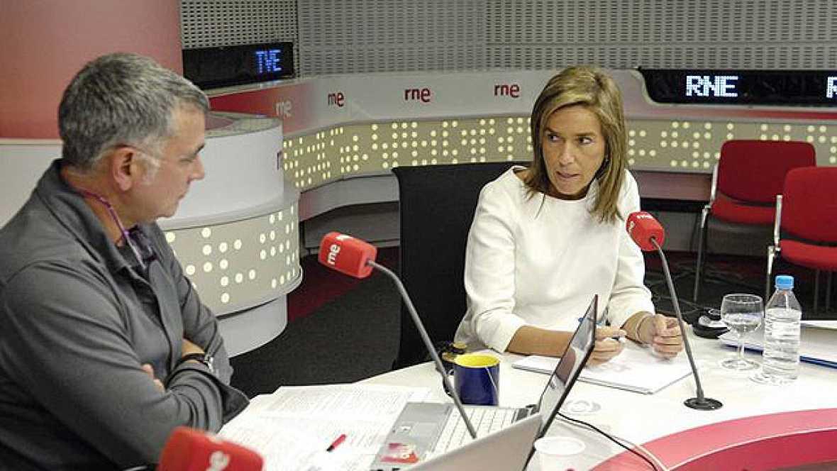 """Ana Mato cree que """"algunos se están precipitando"""" tras el anuncio de ETA"""