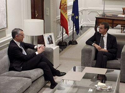 El PNV quiere que el Gobierno mejore la situación de los presos enfermos de ETA