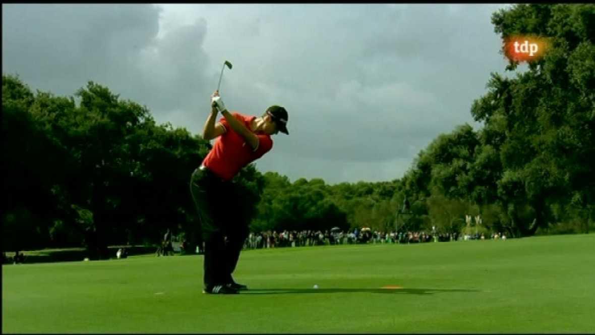 Golf - Masters Andalucía, 1ª jornada (1) - 27/10/11 - Ver ahora