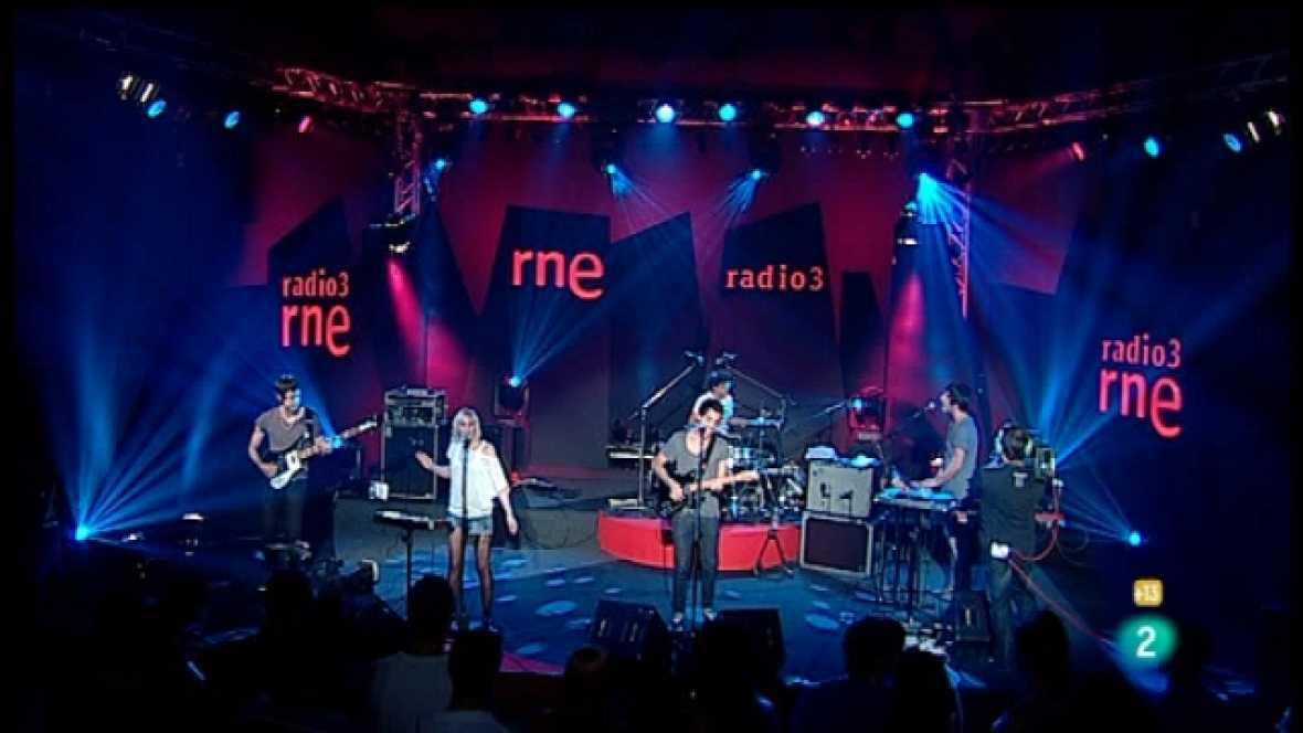 Conciertos Radio 3 - Grises - Ver ahora