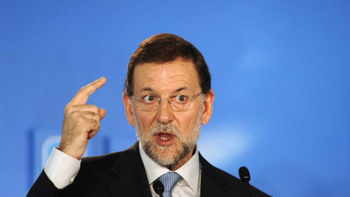 Rajoy dice que quiere un gobierno prudente y valiente