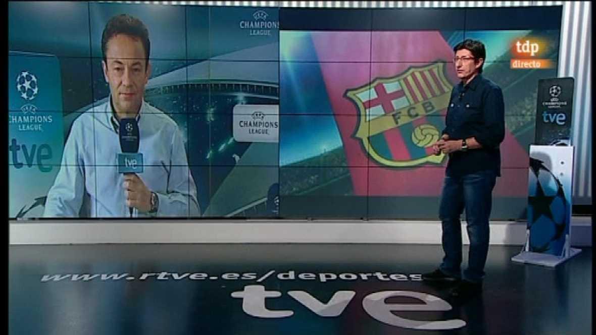 Desafío Champions - Previo al Viktoria Plzen-FC Barcelona - 31/10/11 - Ver ahora