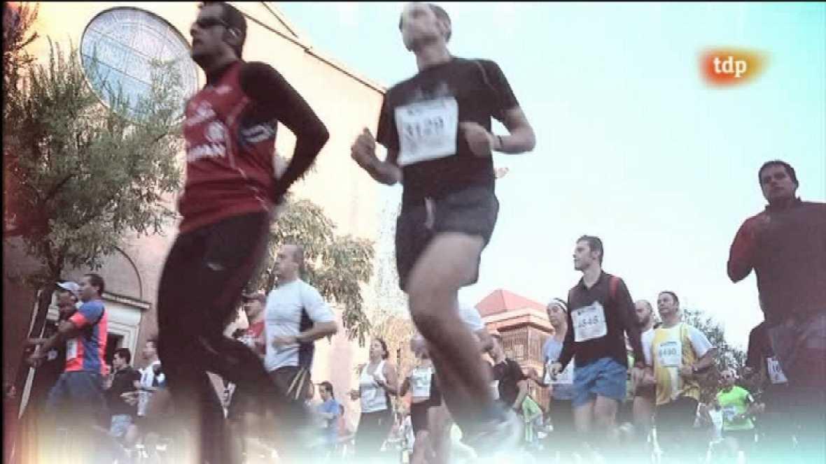 Atletismo - ¡Corre! - Capítulo 22 - 31/10/11 - Ver ahora