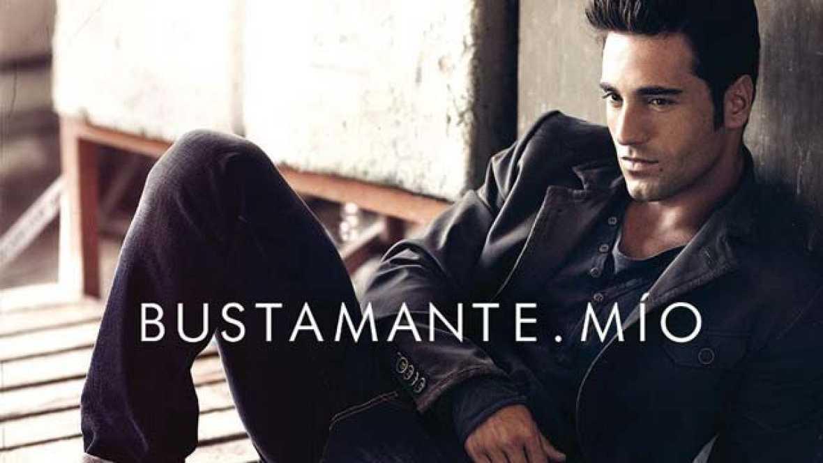 """Single """"Como tú ninguna"""", incluido en el álbum 'Mío' de David Bustamante. Publicado en 2011, es uno de los Discos del año 2011 de TVE"""