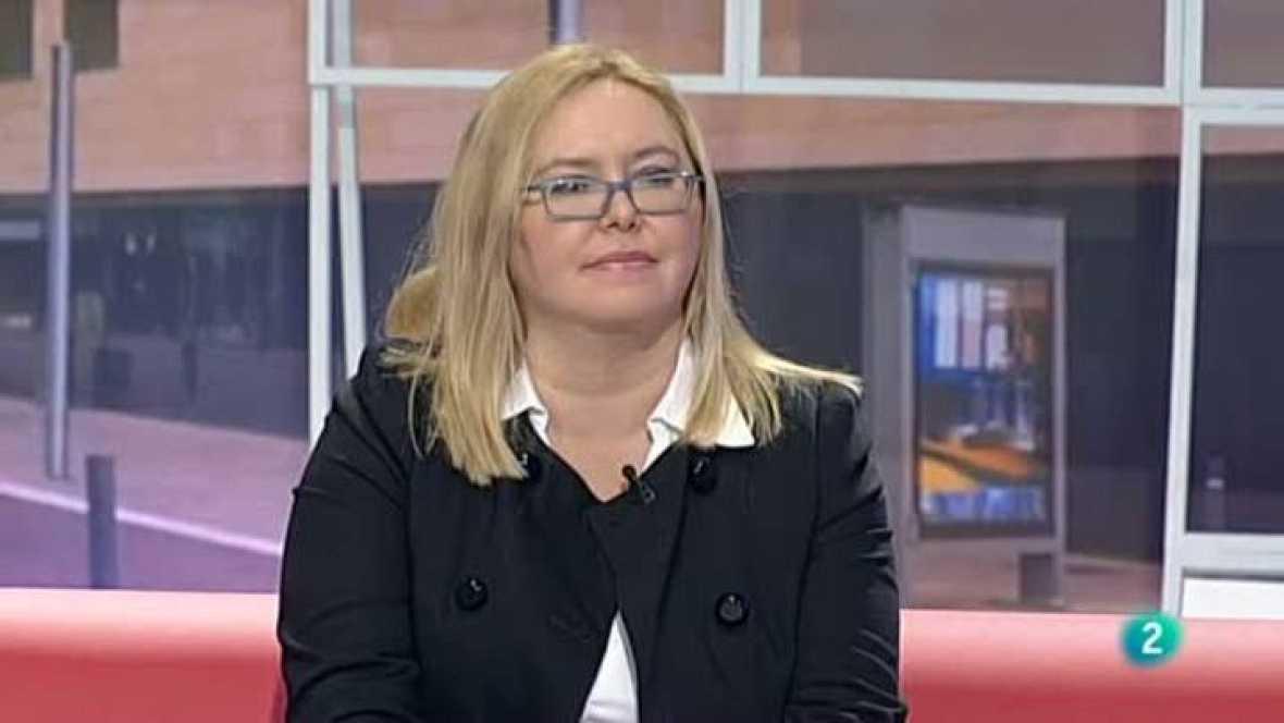 Para todos La 2 - El origen del cosmos - Entrevista a Pilar Ruiz Lapuente
