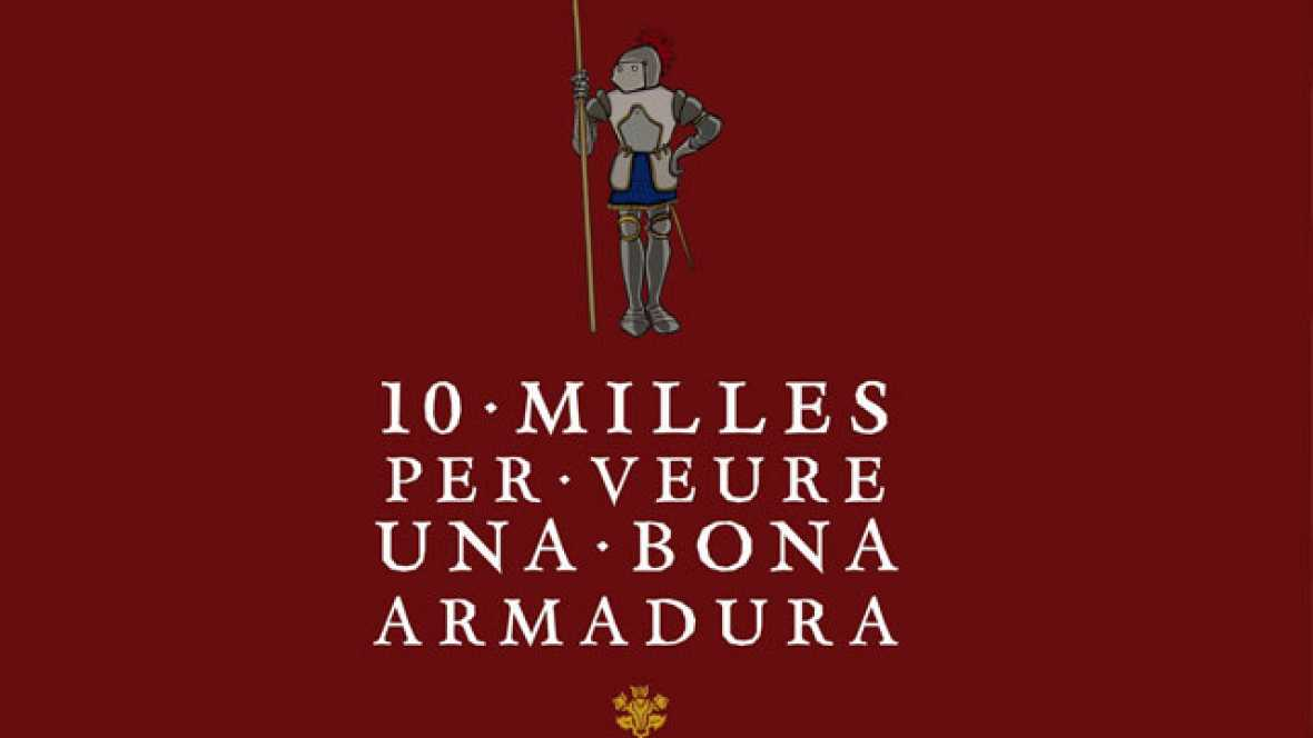 """Single """"Aniversari"""" incluido en el álbum '10 milles per veure una bona armadura' de Manel. Es uno de los Discos del año 2011 de TVE"""