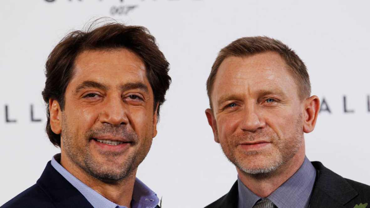 Javier Bardem será el villano en la nueva entrega de James Bond