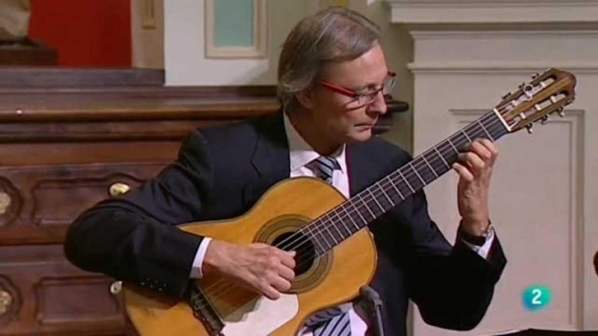 Los conciertos de La 2 - Festival Int. de Guitarra Andrés Segovia - Ver ahora