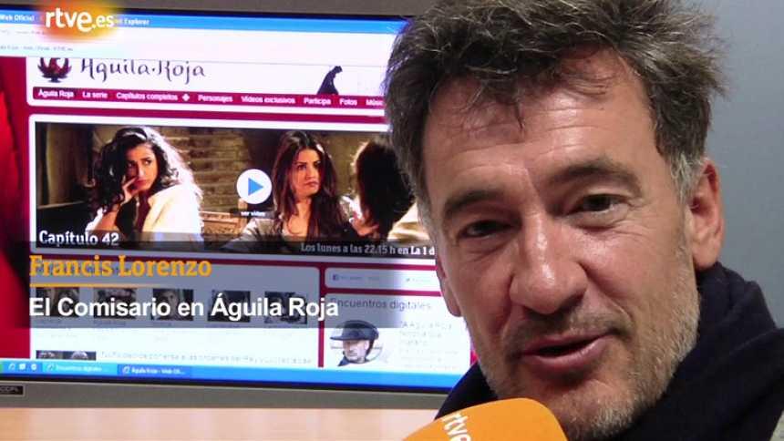 Águila Roja - Francis Lorenzo en RTVE.es