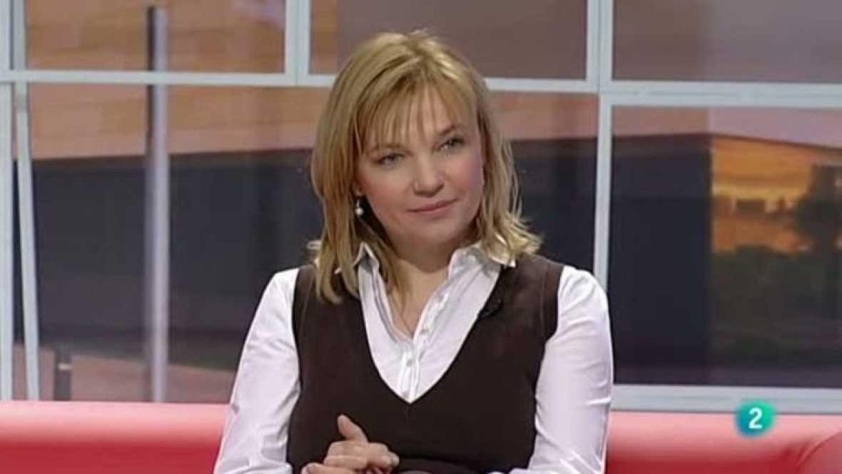 Para todos La 2 - Inteligencia digestiva - Entrevista con Irina Matveikova