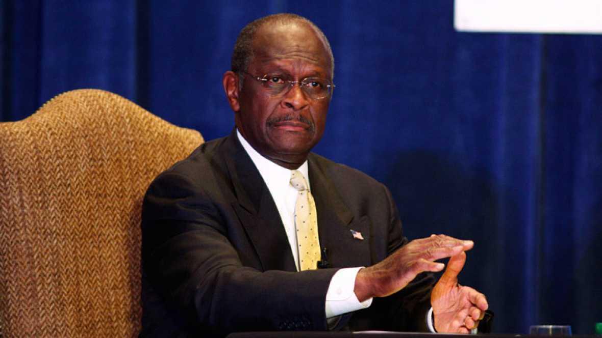 Crece el escándalo de denuncias en EE.UU. al candidato republicano Cain por acoso sexual