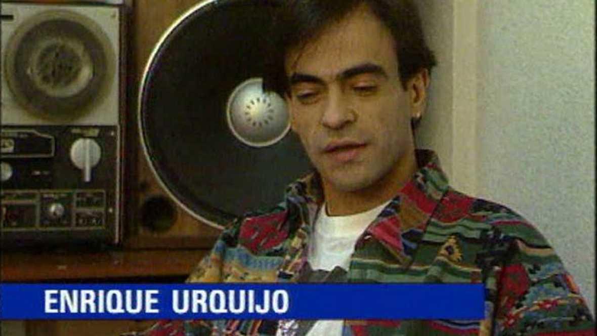 Muere Enrique Urquijo (1999)