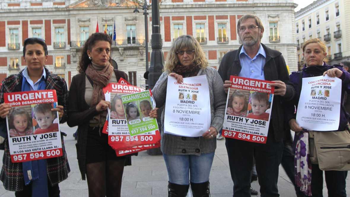 Concentraciónes por los niños desaparecidos en Córdoba
