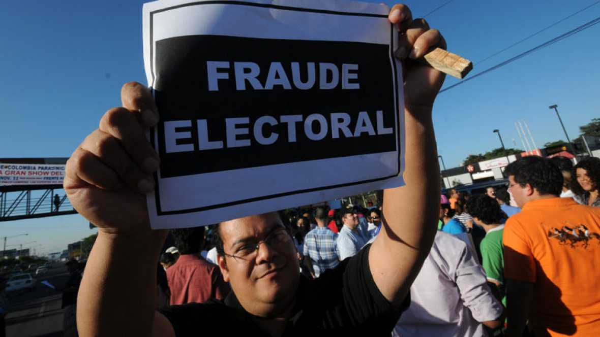 La oposición exige nuevas elecciones en Nicaragua ante las denuncias de irregularidades