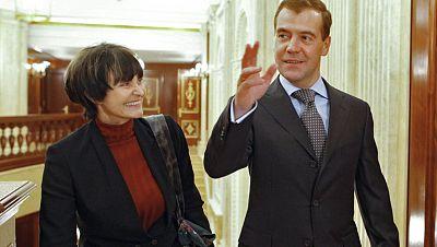Rusia y Georgia firman un acuerdo que desbloquea la entrada de Moscú en la OMC