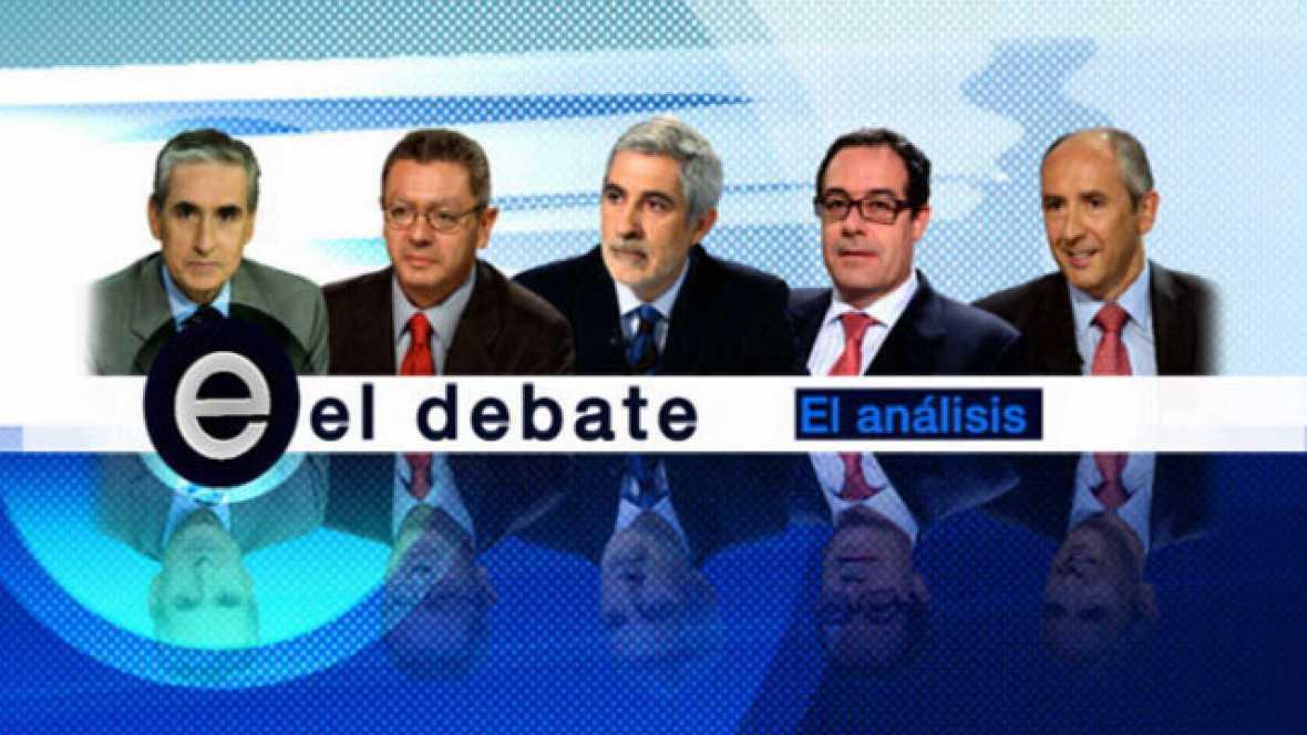 La noche en 24 horas - Debate: el análisis - 09/11/11 - Ver ahora