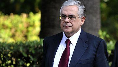 Papademos jurará este viernes como nuevo primer ministro griego con Venizelos en Finanzas