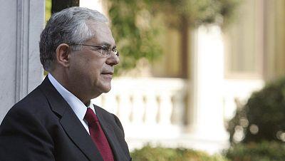 Los retos de Lukás Papadimos al frente de Grecia