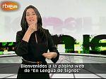 Bienvenidos a 'En lengua de signos'