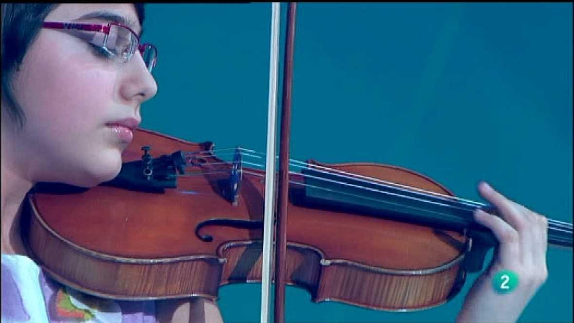 Jóvenes solistas - 12/11/11 - Ver ahora