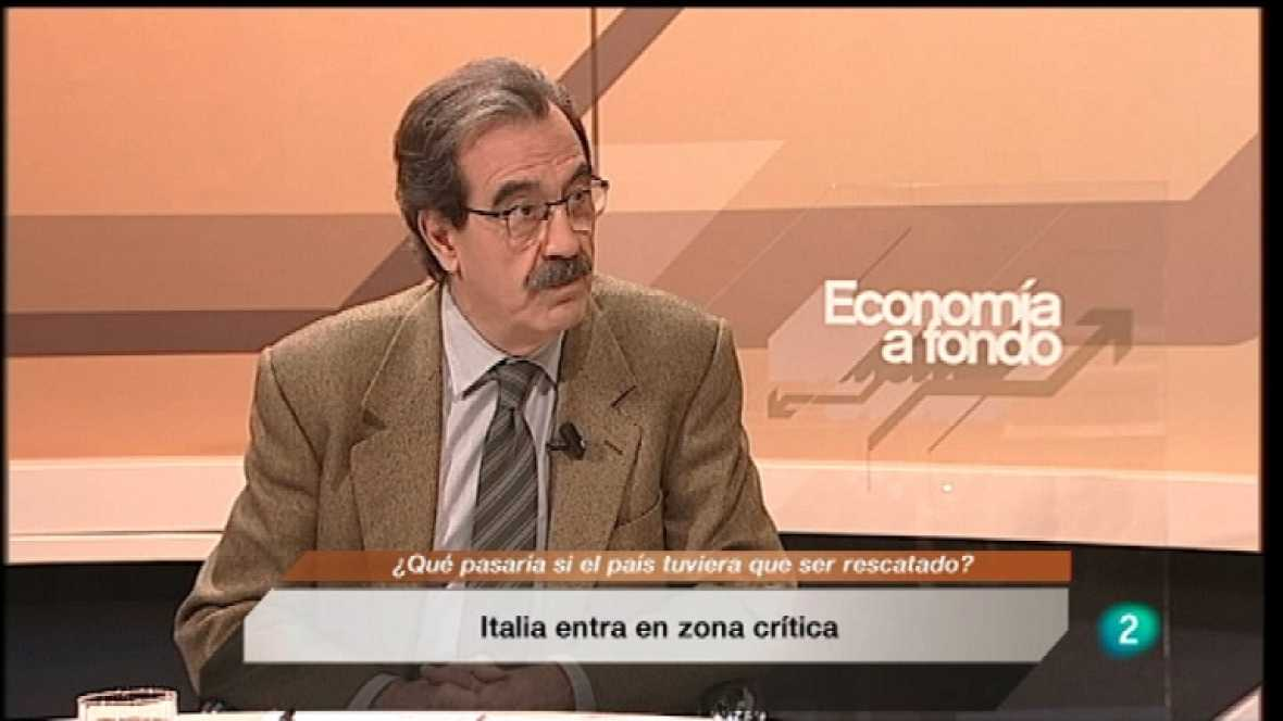 Economía a fondo - 12/11/11 - Ver ahora
