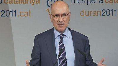CIU ha reunido en Barcelona a los representantes de la coalición
