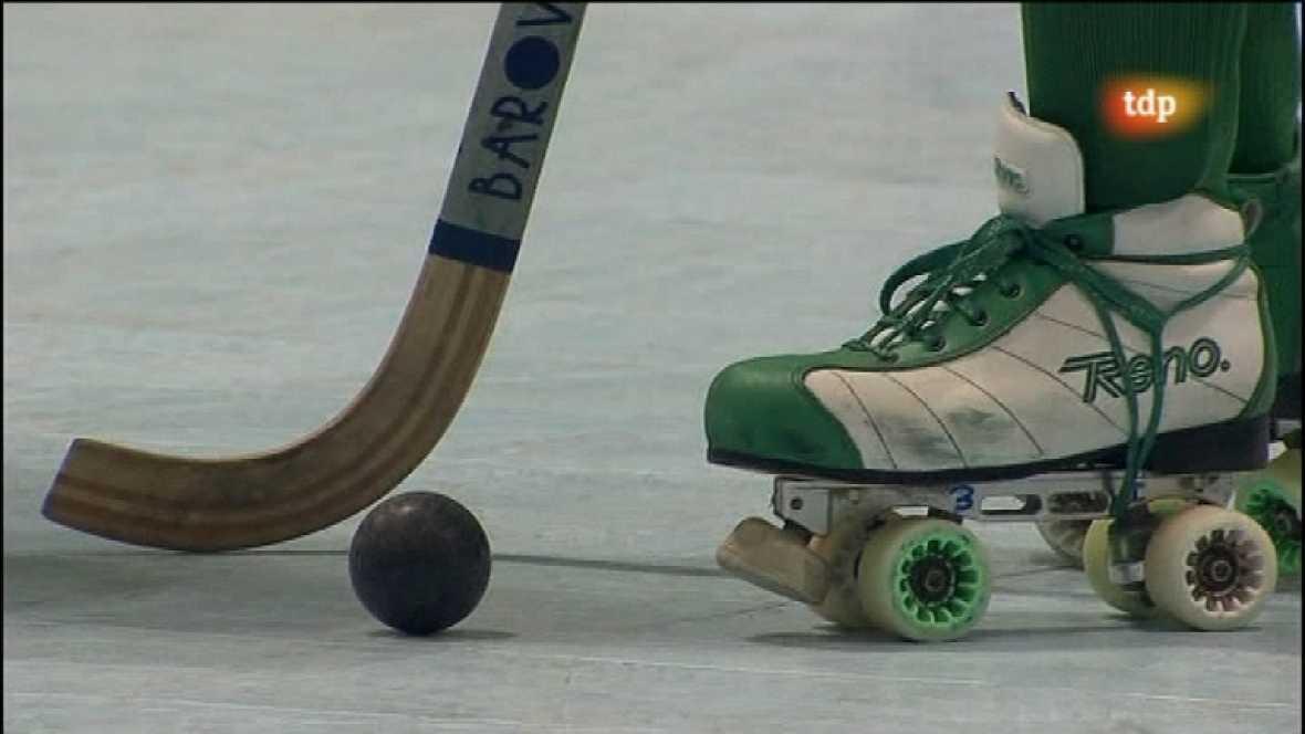 Hockey sobre patines - Liga española - CP Calafell-Moriz CE Vendrell - 14/11/11 - Ver ahora