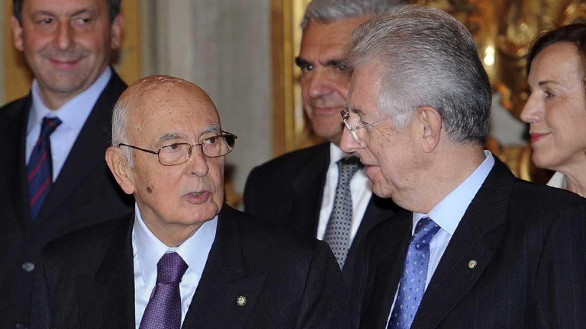 Monti ha esbozado los anunciados sacrificios con equidad que necesita Italia para salir de la crisis