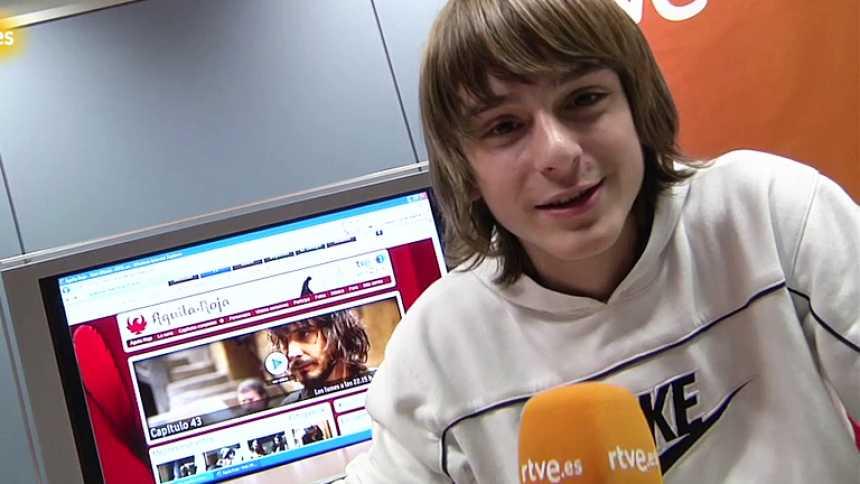 Águila Roja - Guillermo Campra en RTVE.es