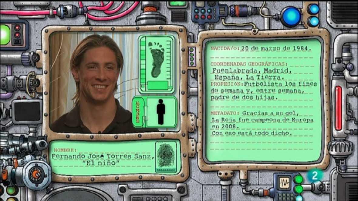 Yo de mayor quiero ser español - Fernando Torres - Ver ahora