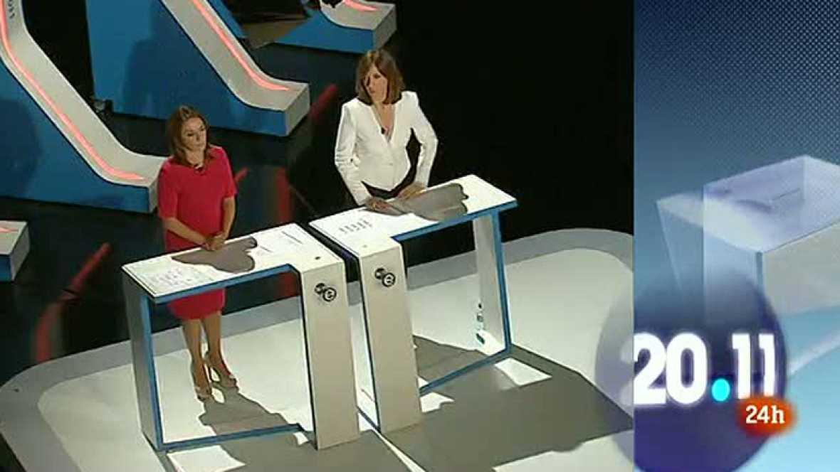 RTVE se vuelca con las elecciones generales del 20N