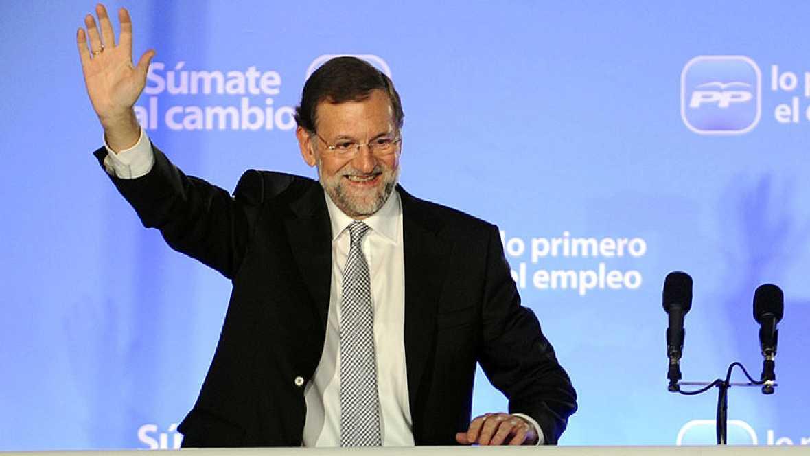 """España es una gran nación y lo mejor que tienen son los españoles"""", asegura Mariano Rajoy"""