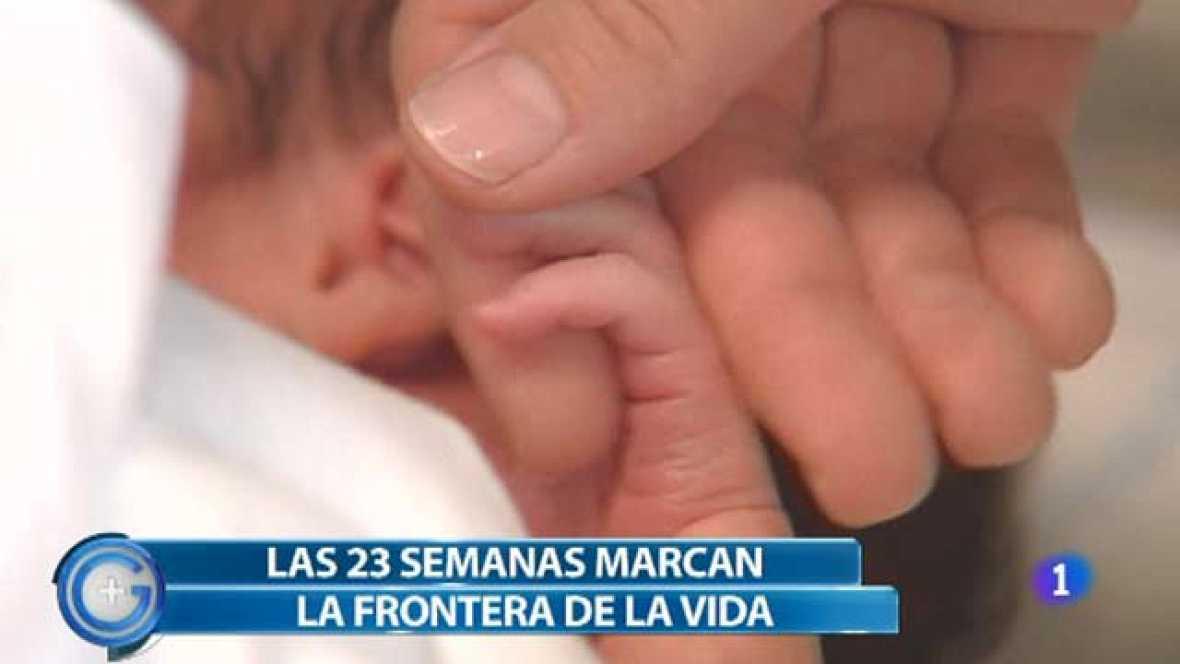 Más Gente - Uno de cada 10 recién nacidos es bebé prematuro