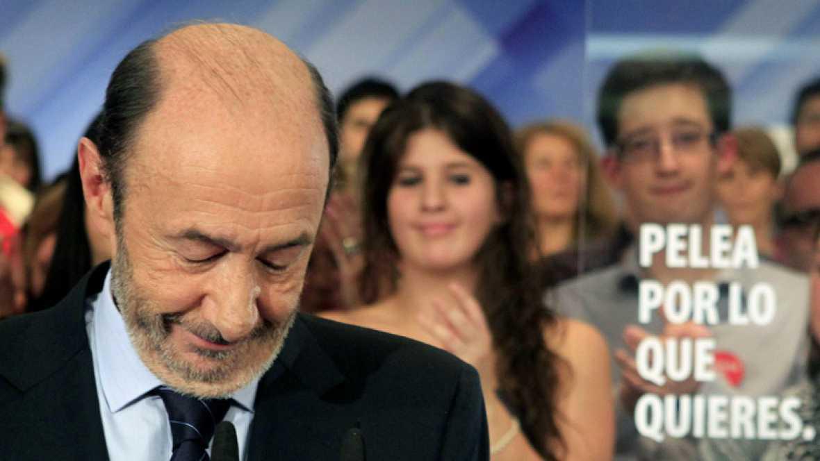 Debacle para el PSOE después de dos legislaturas en el Gobierno