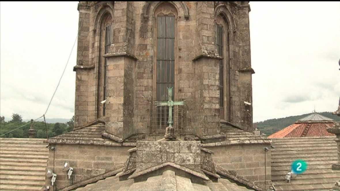 La mitad invisible - Catedral de Santiago de Compostela - Ver ahora