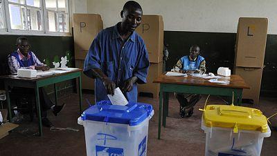 La República Democrática del Congo celebra elecciones en un clima de violencia